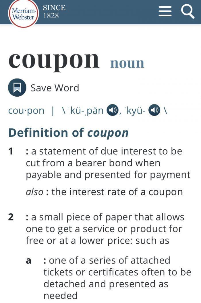 How Do You Pronounce Coupon Money Saving Mom Money Saving Mom