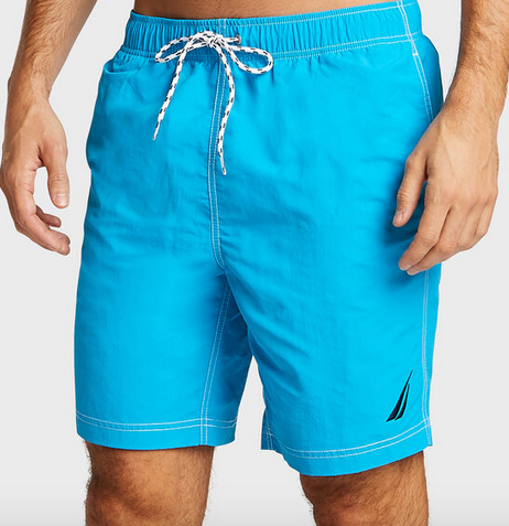 Nautica Men's Swim Trunks Just $11.84