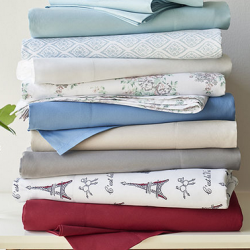 Microfiber Sheet Sets from $9 Each Shipped on JCPenney (Regularly $26+) |