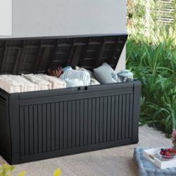 Outdoor Deck Box