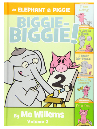 Elephant & Piggie Biggie Volume 2 Book