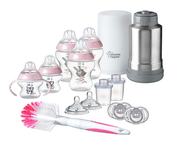 Tommee Tippee Baby Feeding Starter Set