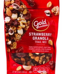 Gold Emblem Trail Mix