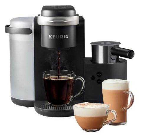 Keurig K-Cafe Single Serve K-Cup Coffee Maker