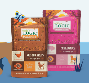 Escaped 1lb Bag Of Nature's Logic Dog Nutrient Printable Coupon
