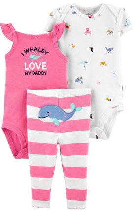 Carter's Baby 3-Piece Clothing Sets