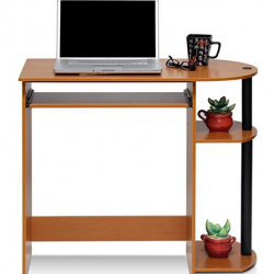 Furinno Simplistic Easy Assembly Computer Desk