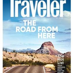 Condé Nast Traveler Magazine