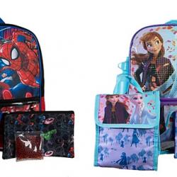 5-Piece Backpack Set
