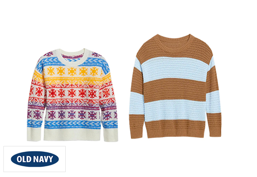 *hot* Escaped Old Navy Sweaters Aft Currency Back!