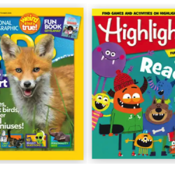 Educational Magazine Subscriptions