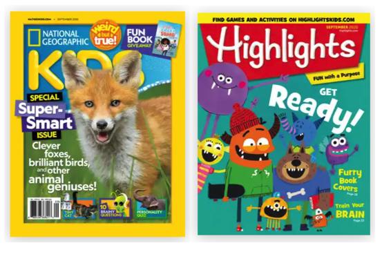 Educational Magazine Subscriptions