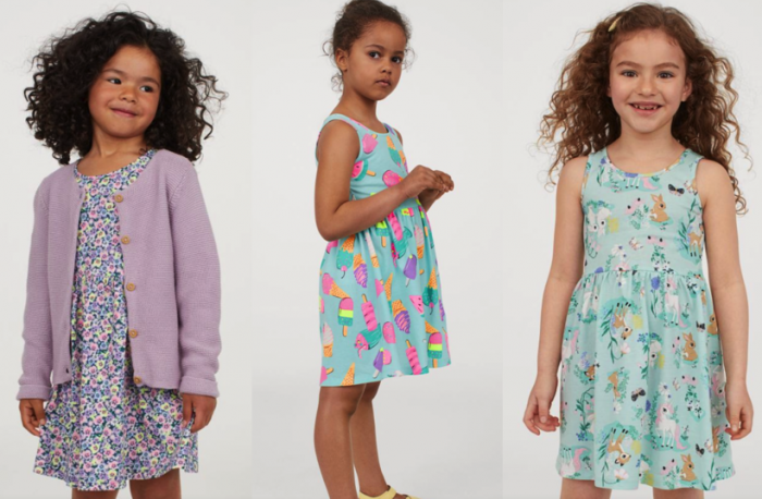 HM Dresses for Girls