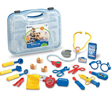 Learning Resources Pretend & Play Doctor Kit For Kids