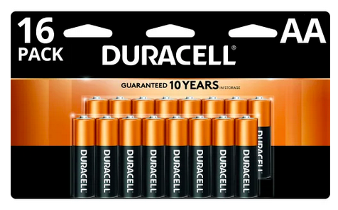 Agency Depot/agencymax: Escaped Duracell Batteries Aft Rewards!