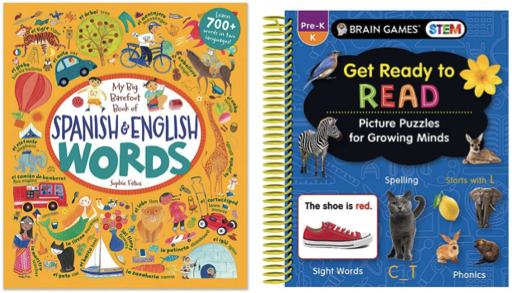 Back-to-Learning Workbooks