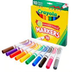 Crayola Kid's Markers