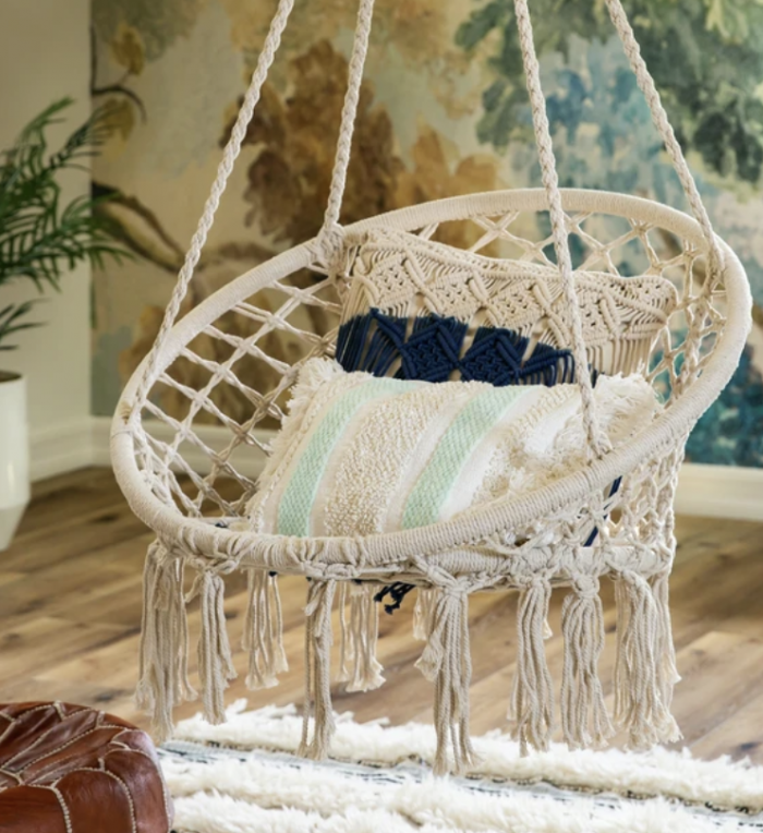 Macrame Chair