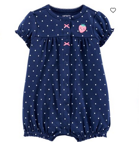 Carter's: Baby Rompers just $8! | Money Saving Mom ...