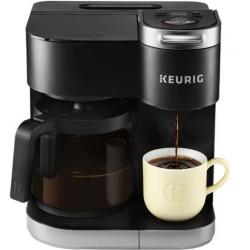 Keurig - K-Duo Single-Serve & Carafe Coffee Maker
