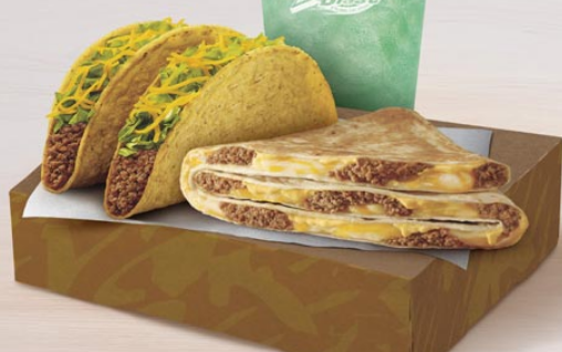 Taco Bell Grande Stacker Box Only $5