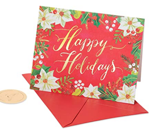 2020 Boxed Christmas Cards Papyrus Boxed Christmas Cards (20 pack) just $3.05, plus more