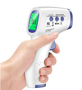 Non-Contact Thermometer Forehead Digital Thermometer