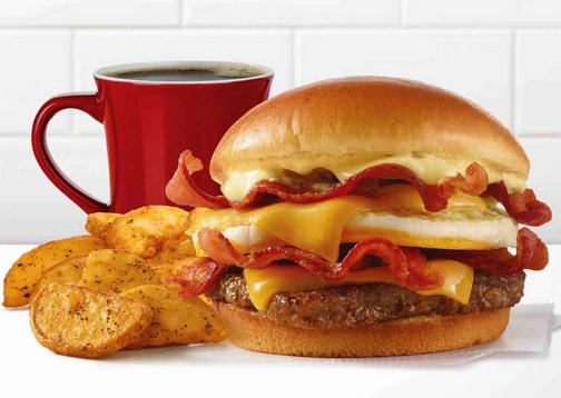 Breakfast Baconator