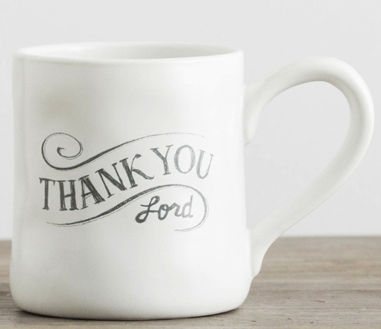 Thank You Lord Mug