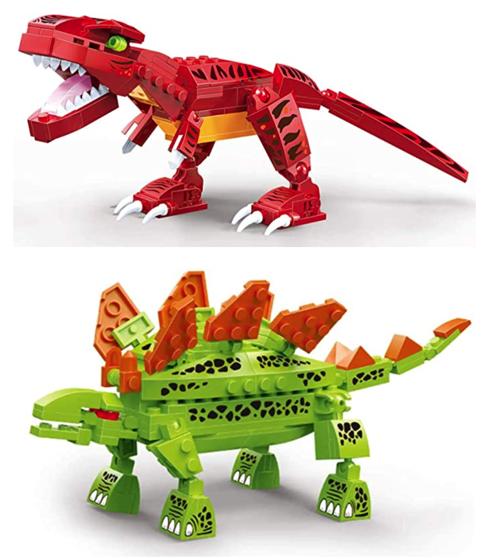 Dino Building Toys