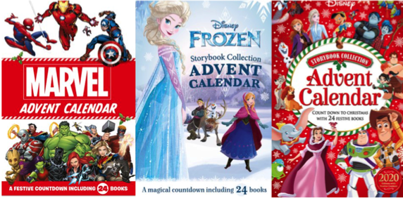 Disney Advent Calendars