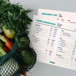 Food Waste Checklist