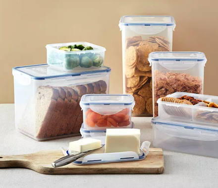 Lock n Lock Food Storage Set
