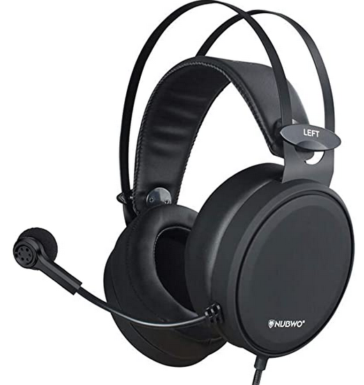 Gaming Headset with Noise Canceling Mic
