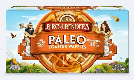 Birch Benders Paleo Waffles Just $1.99