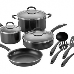 Cuisinart - 11-Piece Cookware Set
