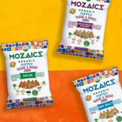 FREE Bag of Mozaics Organic Popped Chips (Mailed Coupon)