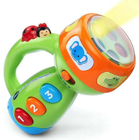 VTech Spin and Learn Flashlight Prime Day Deal