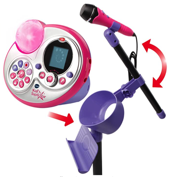 VTech Karaoke Set with Mic Prime Day Deal