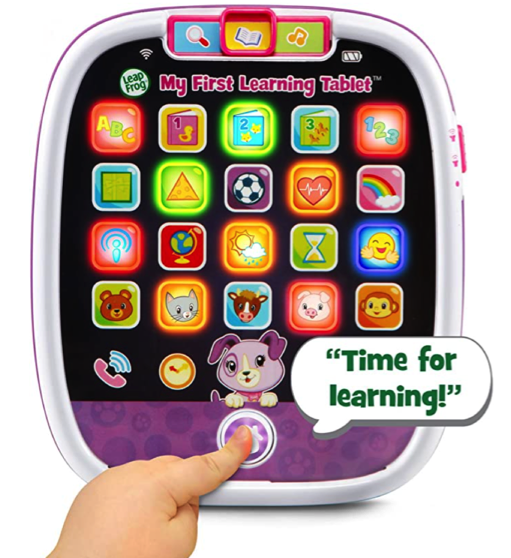 LeapFrog My First Learning Tablet Prime Day Deal