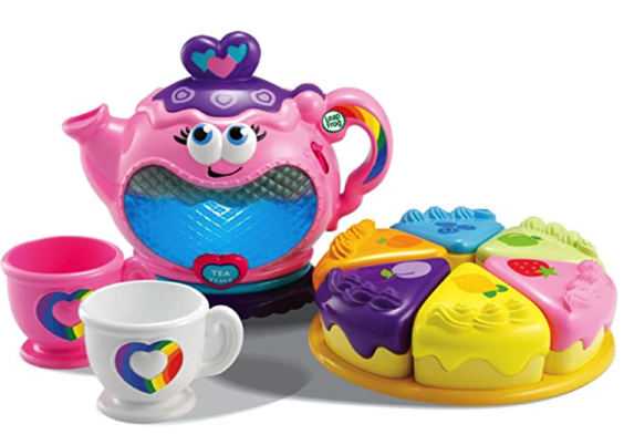 LeapFrog Rainbow Tea Party Prime Day Deal