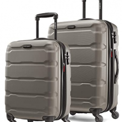 Samsonite Omni PC Hardside Expandable Luggage with Spinner Wheels