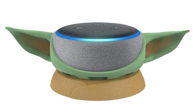 Mandalorian Echo Dot Prime Day Deal