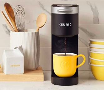 Keurig Mini Coffee Maker Prime Day Deal