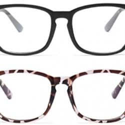 2 Pack Blue Light Blocking Glasses
