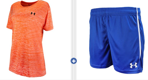 Women's Under Armour Bundle