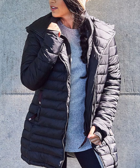 Whoa!! If you're needing a warm coat for winter, do not miss this hot deal on these Canada Women's Weather Gear Puffers!