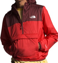 The North Face Men's Fanorak Rain Jacket