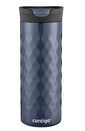 Contigo SNAPSEAL Kenton Vacuum-Insulated Stainless Steel Travel Mug