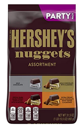 Hershey's Nuggets Halloween Candy